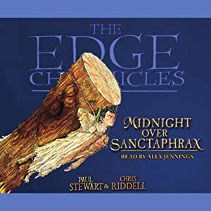 Midnight Over Sanctaphrax Audiobook