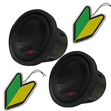 2 X Alpine 12 12 Inch Dual 2 Ohm Type R Car Audio Amazon