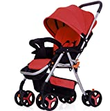 XHSP Lightweight Portable Baby Stroller Infant Newborn Foldable Umbrella Stroller Antihunting Baby Carriage