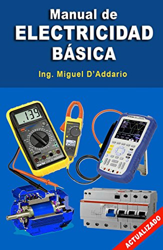 Manual de electricidad básica (Spanish Edition) cover