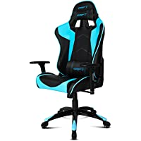 Drift DR300 - DR300BL - Silla Gaming, Color Negro/Azul