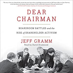 Dear Chairman Audiobook