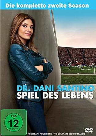 Dr. Dani Santino - Spiel des Lebens, Die komplette zweite Staffel [Alemania] [DVD]
