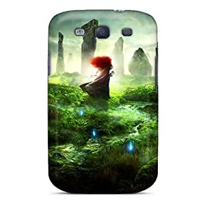 Samsung Galaxy S3 PVH19121TOyT Customized Trendy The Jungle Book Image Bumper Cell-phone Hard Cover -CristinaKlengenberg