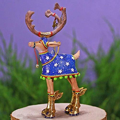 Patience Brewster Dash Away Mini Comet Figural Ornament #30653