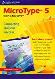 MicroType 5 with CheckPro, Individual License CD-ROM for Century 21 (with Quick Start Guide), South-Western Educational Publishing, 0538494204