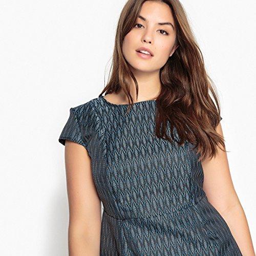 Bedruckt Kurzes Castaluna Grafischer Frau Alinie Redoute Kleid La Print qO8ngWx