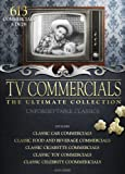 613 Commercials on 6 DVDs