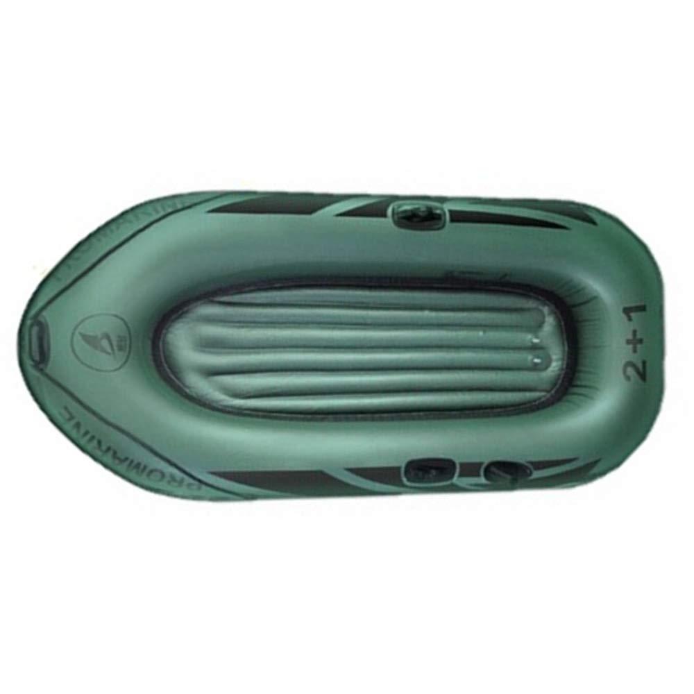 Kayak Bote Inflable Barco De Pesca Grueso, Resistente Al Desgaste ...
