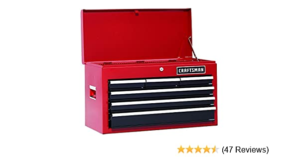 Craftsman 6 Drawer Heavy Duty Top Tool Chest 92eec30df5