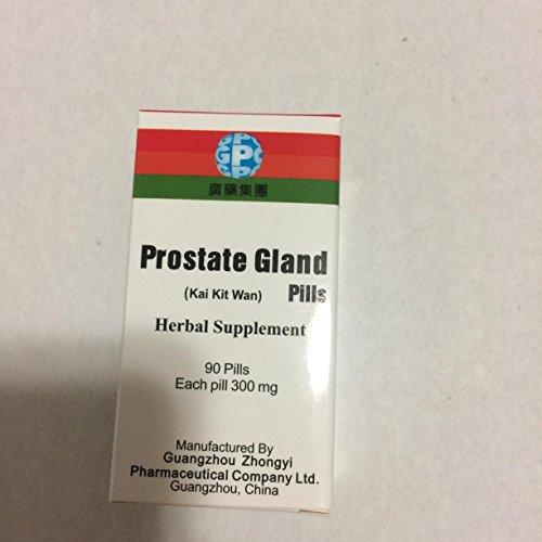 (Prostate Gland Pills (Kai Kit Wan) Herbal Supplement 90 Pills)