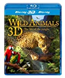 Wild Animals - The Life of the Jungle 3D (Blu-ray 3D + Blu-Ray) [UK Import]