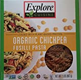Explore Cuisine Organic Chickpea High in Protein Fusilli Pasta 2 lbs