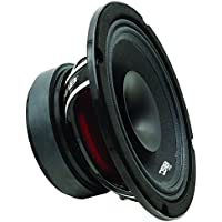DS18 PRO-HYBRID8 8 Inch Midrange 2-Way Coaxial Driver, 400 Watts Max - Set of 1