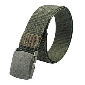Firally Cintura Elastica Ntrecciata da Donne Casuale Moda Tinta Unita Cintura con Fibbia Automatica Dimensioni: 120cm… 12 spesavip