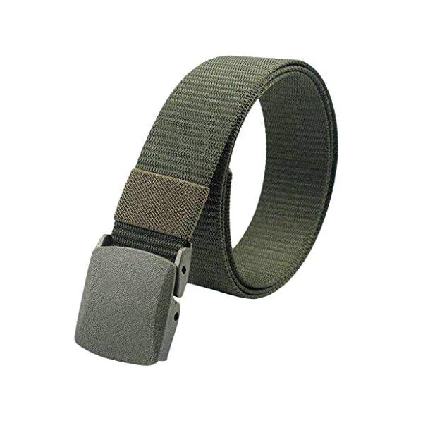 Firally Cintura Elastica Ntrecciata da Donne Casuale Moda Tinta Unita Cintura con Fibbia Automatica Dimensioni: 120cm… 1 spesavip