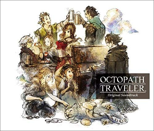 Octopath Traveler (Original Soundtrack)