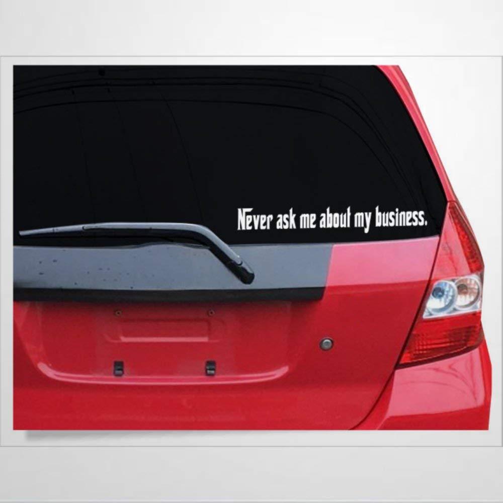 Funny Godfather auto Sticker,Vinyl Car Decal,Decor for Window,Bumper,Laptop,Walls,Computer,Tumbler,Mug,Cup,Phone,Truck,Car Accessories