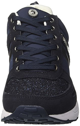Notte Sneaker Versace Bleu e70022 Blu Jeans Donna Ee0vrbsb2 CFUtF0wq