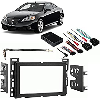 stereo radio wiring harness pontiac g6 05 06. Black Bedroom Furniture Sets. Home Design Ideas