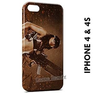 Carcasa Funda iPhone 4/4S Machete Film Movie Protectora Case Cover