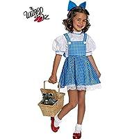 Disfraz de Dorothy Deluxe de Mago de Oz, Mediano