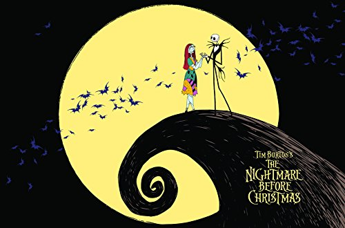 Trends International The Nightmare Before Christmas Moonligh