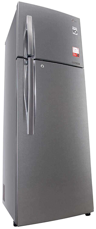 LG 360 L 3 Star Inverter Linear Frost-Free Double Door Refrigerator – GL T402JDS3
