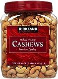 Kirkland Signature Cashews, 40 ounce