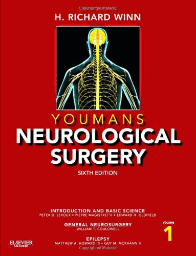 Youmans Neurological Surgery, 4-Volume Set: Expert Consult - Online and Print (Youmans Neurological Surgery Expert Consu