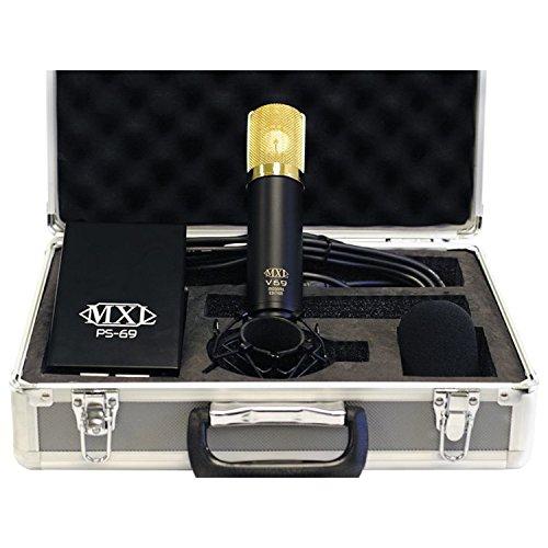 MXL V69M EDT MOGAMI Edition Large Diaphragm Tube Condenser Microphone