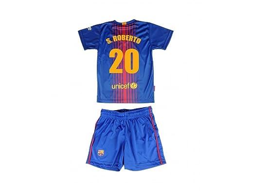 Maillot Domicile FC Barcelona S. Roberto