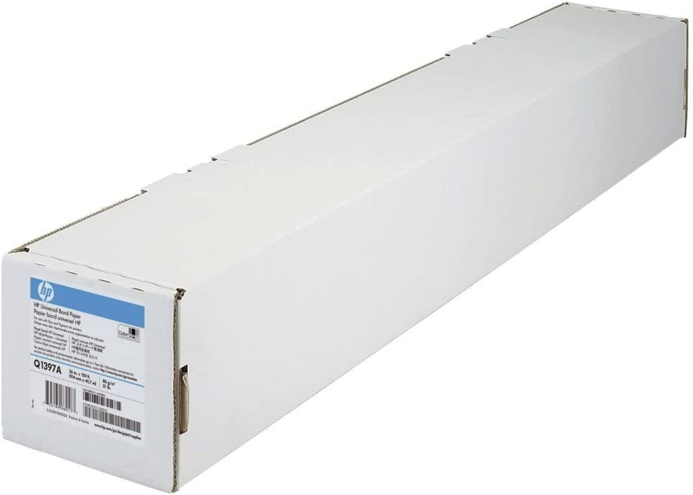 HP Q1397A - Papel para plotter: Amazon.es: Oficina y papelería