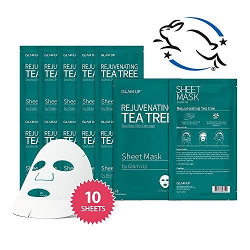 Sheet mask glam Rejuvenating Tree