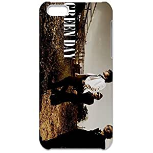 Retro Style Green Day 3D Back Cover Case For Iphone 5c