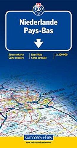 Kümmerly & Frey Karten, Niederlande (Kümmerly+Frey Strassenkarten) (Niederländisch) Landkarte – 1. Juli 2008 Kümmerly + Frey Hallwag Kümmerly + Frey 3259011919 Europa