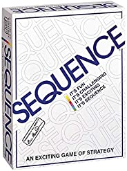 Jax Sequence - Original Sequence Game with Folding Board, Cards and Chips by Jax
