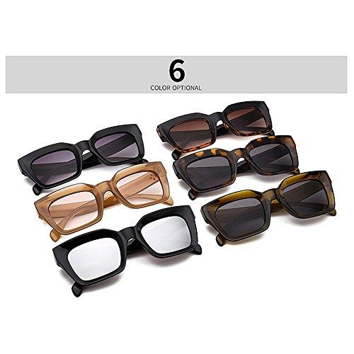 la Las Ojos de Gato Irregulares Gafas Playa los C5 C6 Ultravioleta del Vacaciones de Completo Marco Verano del Protección Gu Sol Refresque de para para Color Peggy Mujeres Conducir Las Xqwx6gtn
