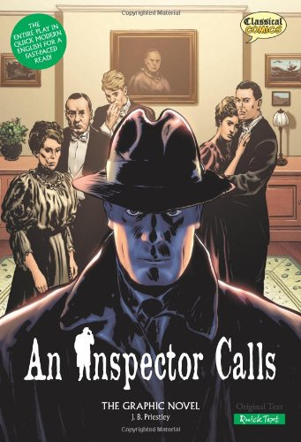 'an inspector calls' by j b An inspector calls by j b priestley, 9780435232825, available at book depository with free delivery worldwide.