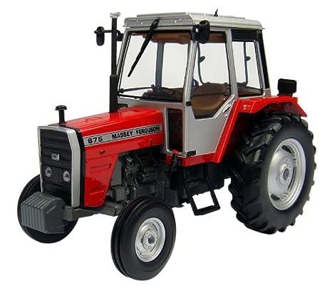 Amazon com: UNIVERSAL 1/32 Massey Ferguson 675 2WD: Toys & Games