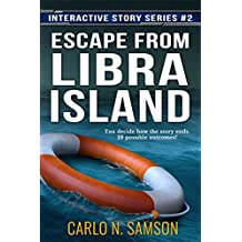 Escape from Libra Island (Interactive Story Series Book 2)