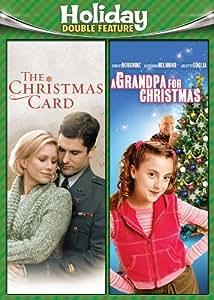 The Christmas Card/A Grandpa For Christmas