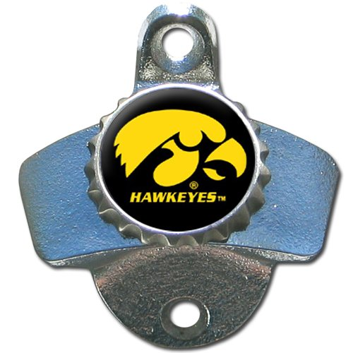 (NCAA Iowa Hawkeyes Wall Bottle Opener)