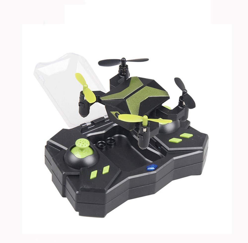 ERKEJI Drohne Faltbarer Mini-Drohne Schwerkraft Sensing Remote Mini Mini Mini faltbar Vier-Achs Flugzeuge pneumatische Feste Höhe Spielzeug Flugzeug 480p Aeria L Foto Echtzeit-Übertragung WiFi FPV VR APP 588896