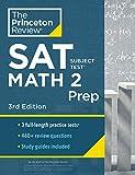 Princeton Review SAT Subject Test Math 2 Prep, 3rd