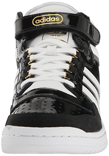 release date 13b78 2ec95 Adidas Originaler Menns Concord Ii Mid Mote Joggesko Svart  Hvit   Metallisk  Gull ...