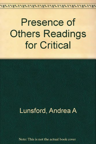 Presence of Others Readings for Critical