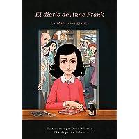 El Diario de Anne Frank (novela gráfica) (Spanish Edition)