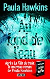 au fond de l eau extrait french edition