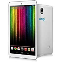 Indigi NEW! White Android 4.2 Preminum Leather Back Tablet PC w/ HDMI WiFi Dual Camera